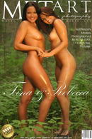 Tina & Rebecca gallery from METART by Alexa Star