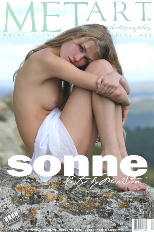 Nastya A - `Sonne` - by Max Stan for METART