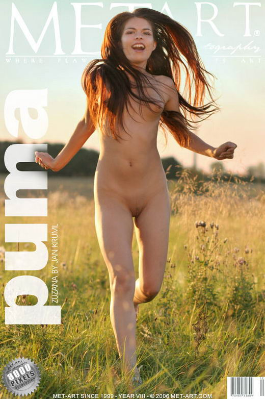 Susana A - `Puma` - by Jan Kruml for METART