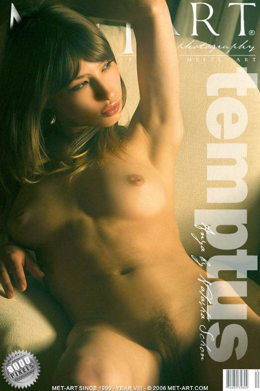 Anya - `Temptus` - by Natasha Schon for METART