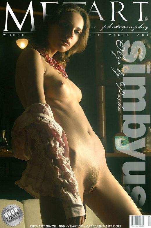 Olya M - `Simbyus` - by Pasha for METART