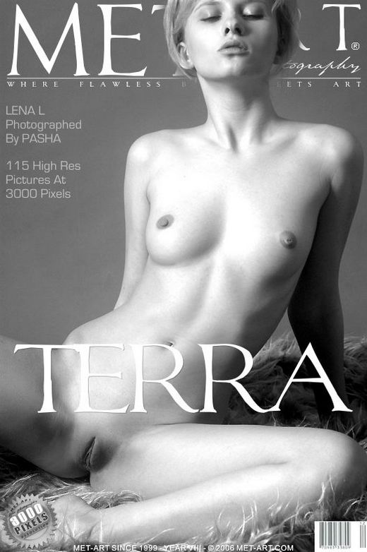 Lena L - `Terra` - by Pasha for METART