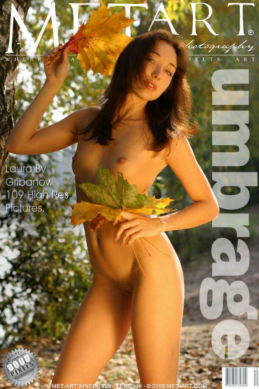 Laura A - `Umbrage` - by Gribanov for METART