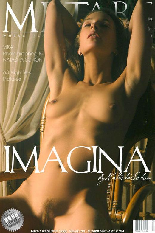 Vika Ac - `Imagina` - by Natasha Schon for METART