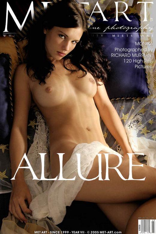 Monika C in Allure gallery from METART by Richard Murrian