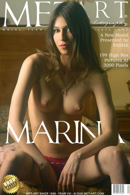 Marina N - `Marina` - by Pasha for METART