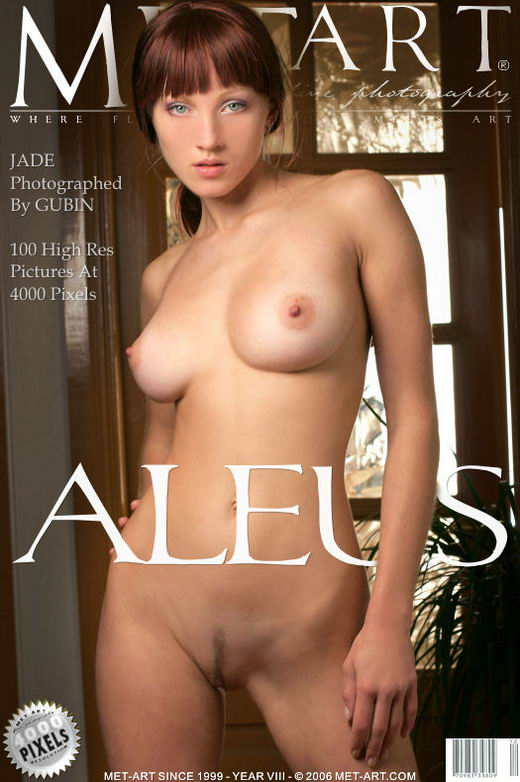 Jade - `Aleus` - by Gubin for METART