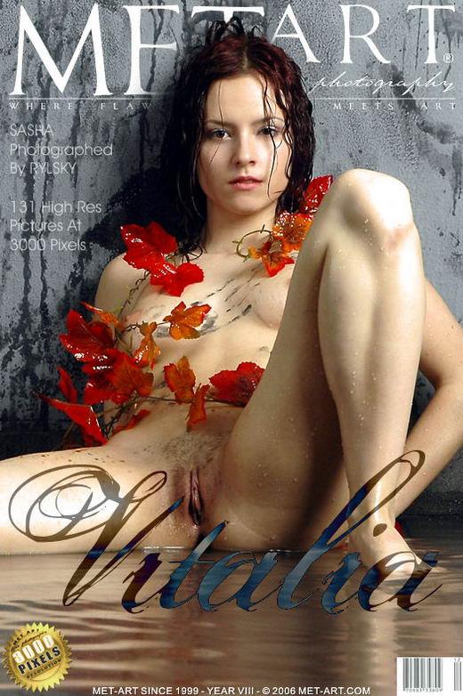 Sasha L - `Vitalia` - by Rylsky for METART