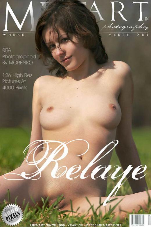Rita A - `Relaye` - by Oleg Morenko for METART