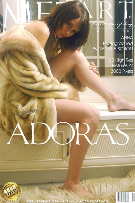 Anna S - `Adoras` - by Natasha Schon for METART