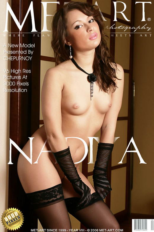Nadiya A - `Presenting Nadiya` - by Chepurnoy for METART