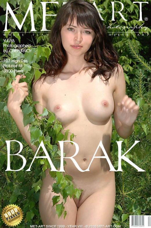 Yuliya - `Barak` - by Chepurnoy for METART