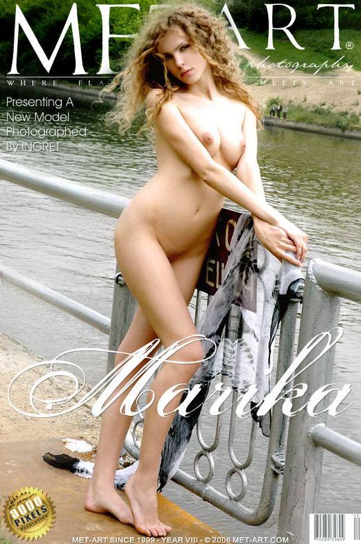 Marika C - `Presenting Marika` - by Ingret for METART