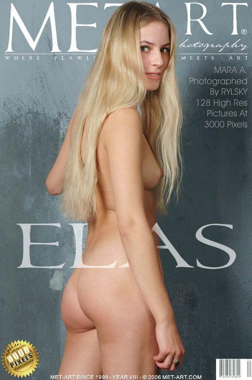 Mara A - `Elas` - by Rylsky for METART