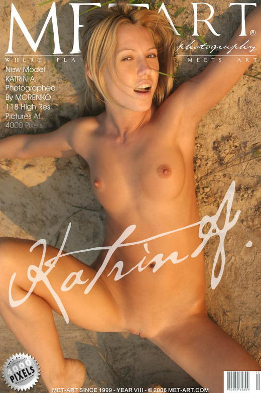 Katrin A in Presenting Katrin gallery from METART by Oleg Morenko