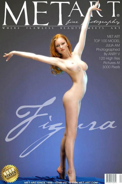 Julia Am - `Figura` - by Anry V for METART