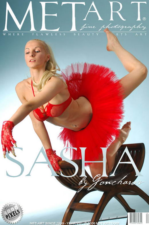 Sasha P - `Presenting Sasha` - by Goncharov for METART