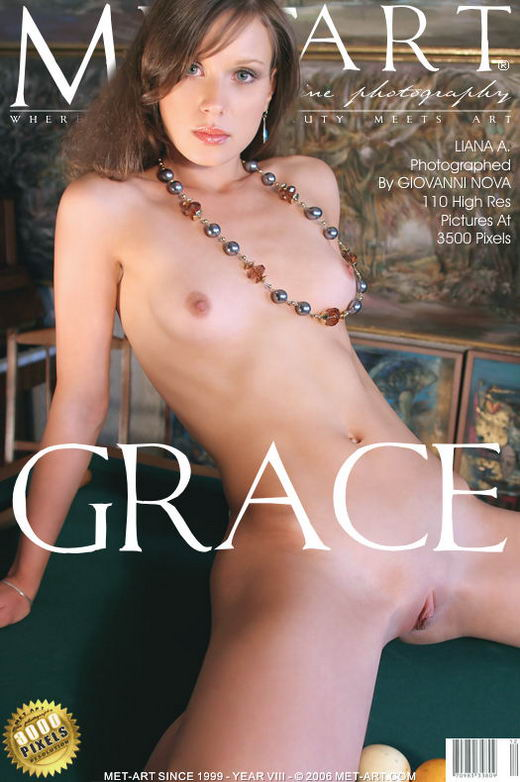 Liana A - `Grace` - by Giovanni Nova for METART