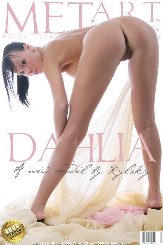 Dahlia A - `Presenting Dahlia` - by Rylsky for METART