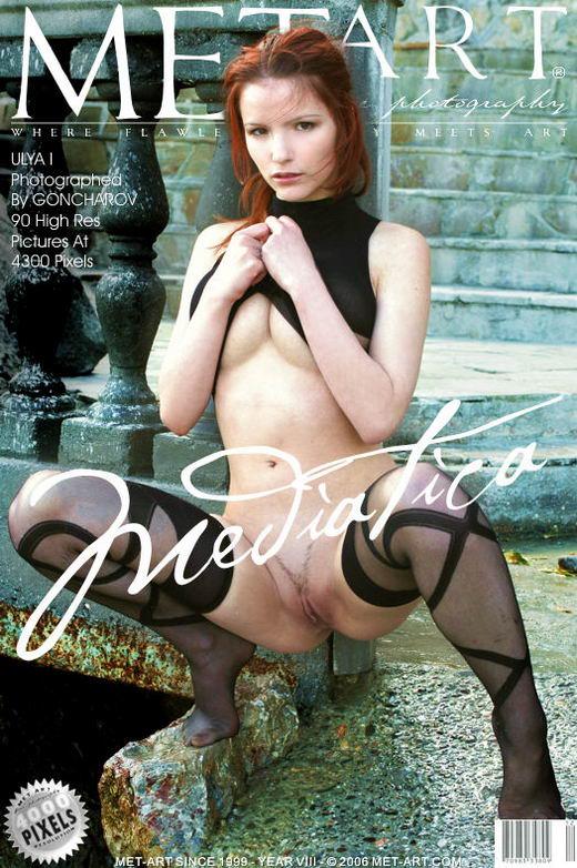 Ulya I - `Mediatica` - by Goncharov for METART