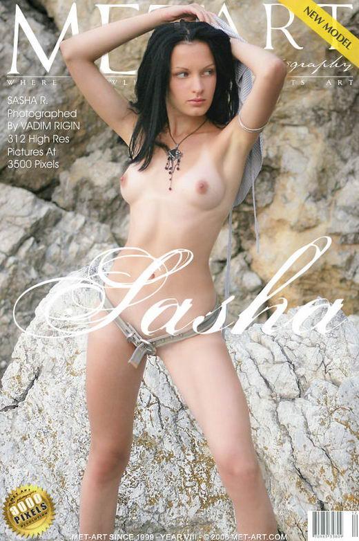 Sasha R - `Presenting Sasha` - by Rigin for METART