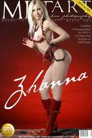 Presenting Zhanna