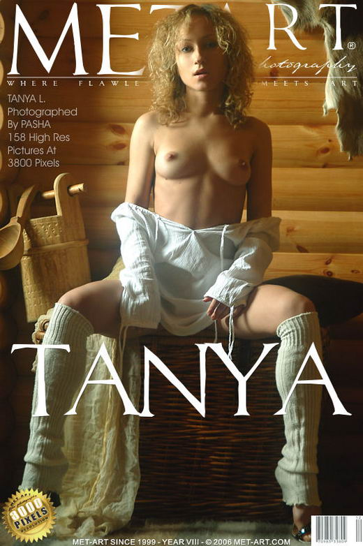 Tanya L - `Tanya` - by Pasha for METART