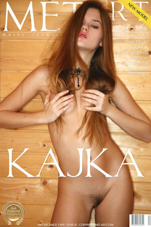 Kajka A - `Presenting Kajka` - by Mark for METART