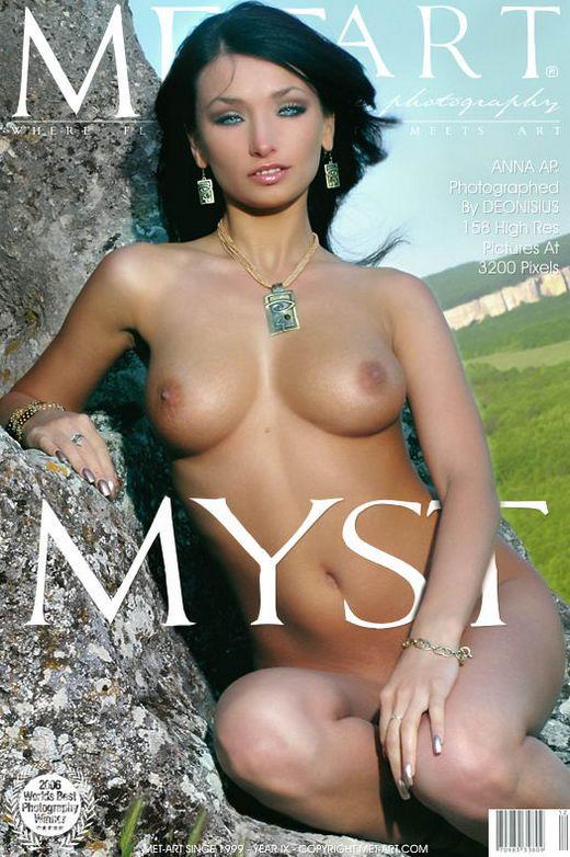 Anna Ap - `Myst` - by Alex Deonisius for METART