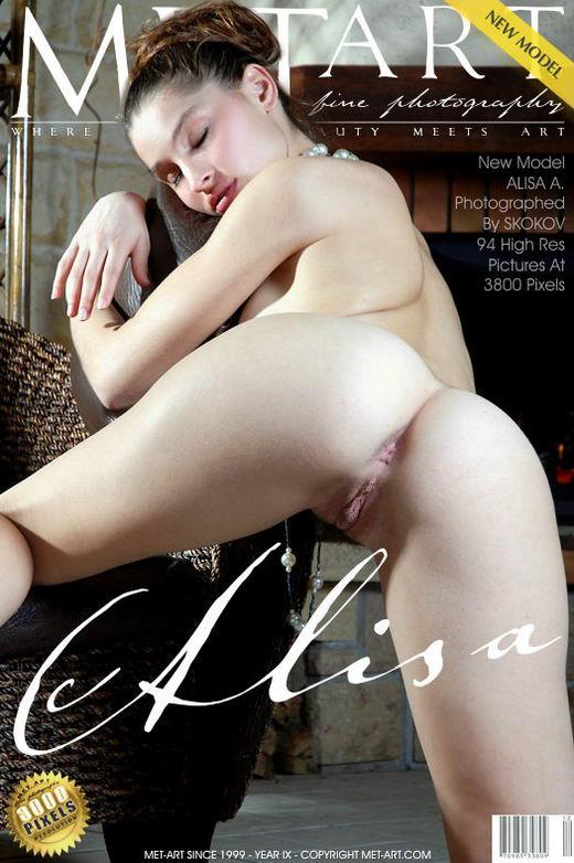 Alisa A - `Presenting Alisa` - by Skokov for METART