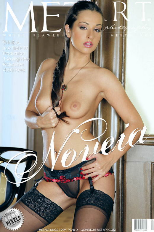Ennie A - `Noveia` - by Tim Fox for METART