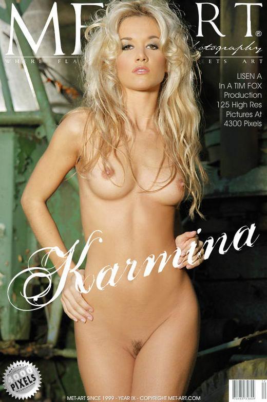 Lisen A - `Karmina` - by Tim Fox for METART