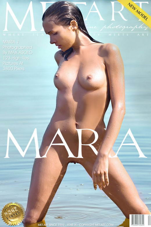 Maria J - `Presenting Maria` - by Max Asolo for METART