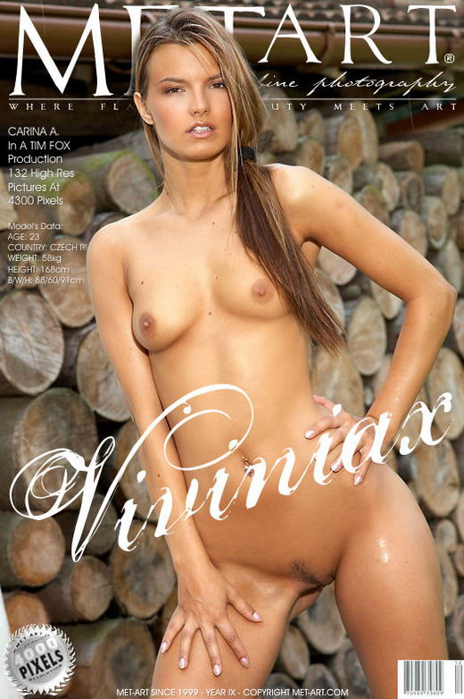 Carina A - `Viviniax` - by Tim Fox for METART