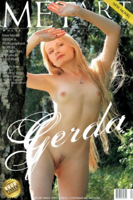 Gerda A  from METART