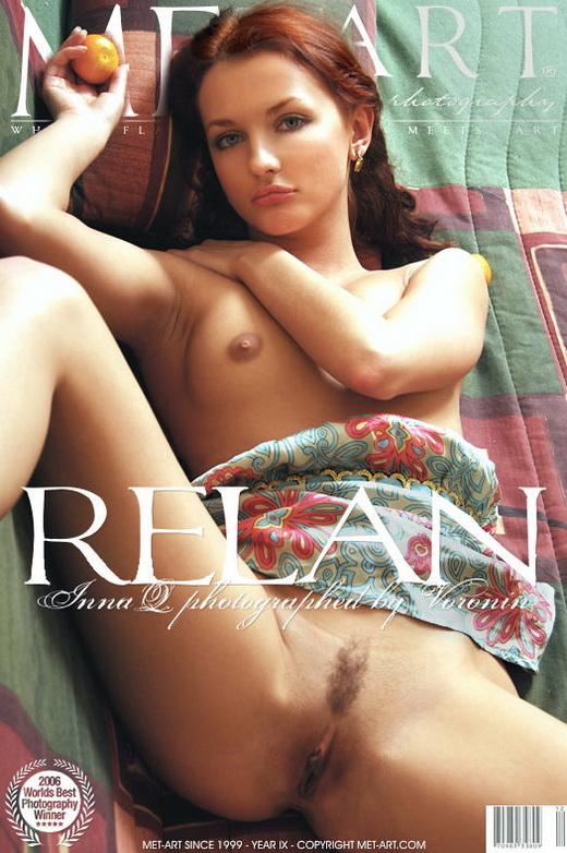 Inna Q - `Relan` - by Voronin for METART