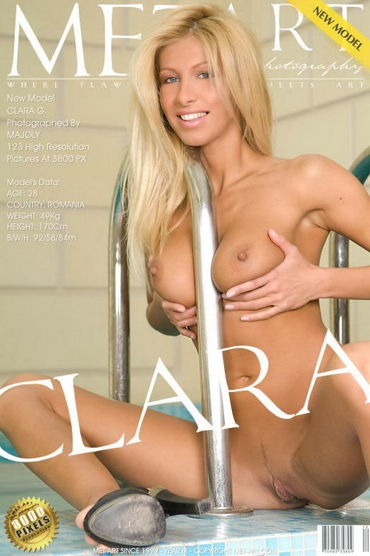 Clara G in Presenting Clara gallery from METART by Majoly