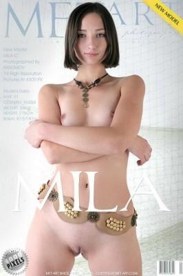 Mila C from METART