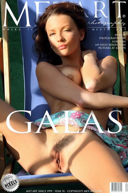 Inna Q - `Galas` - by Voronin for METART