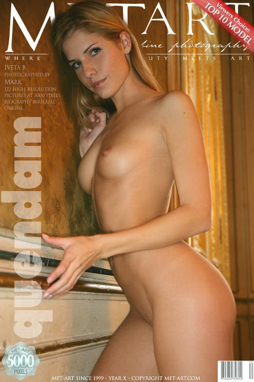 Iveta B - `Quendam` - for METART