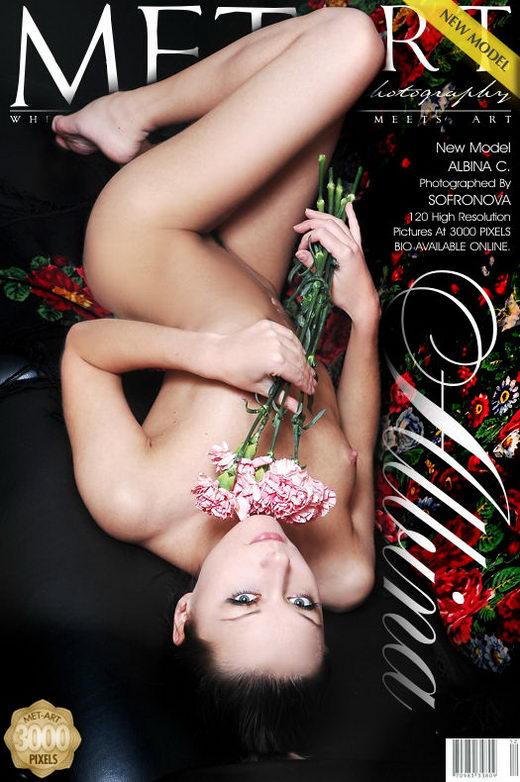 Albina C - `Presenting Albina` - by Sofronova Anastasia for METART