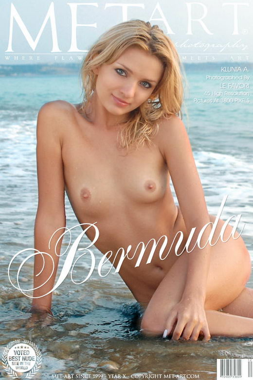Klunia A - `Bermuda` - by Andre Le Favori for METART