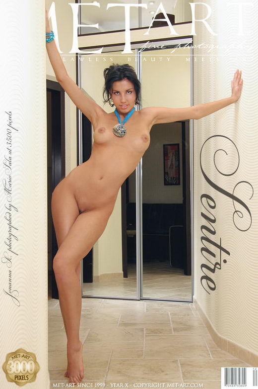 Jovanna A - `Sentire` - by Mario Sala for METART