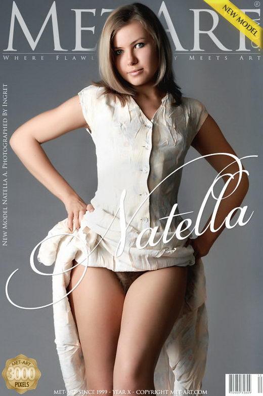 Natella A - `Presenting Natella` - by Ingret for METART