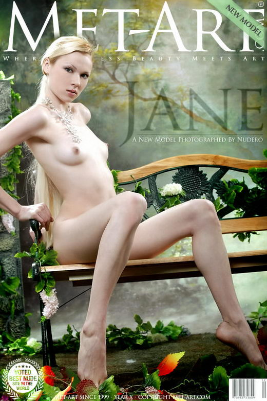 Jane C - `Presenting Jane` - by Nudero for METART