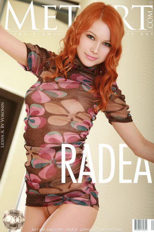 Lidiya A - `Radea` - by Voronin for METART