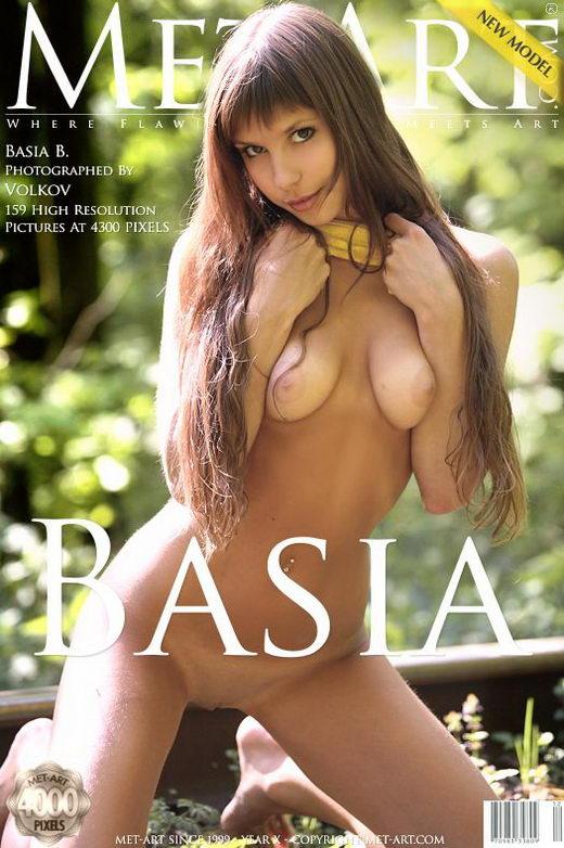 Basia B - `Presenting Basia` - by Volkov for METART