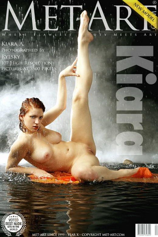 Kiara A - `Presenting Kiara` - by Rylsky for METART