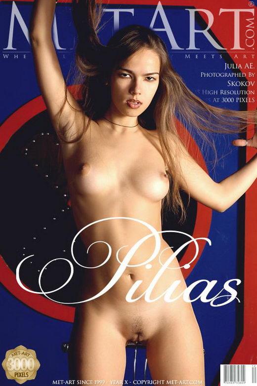 Julia Ae - `Pilias` - by Skokov for METART