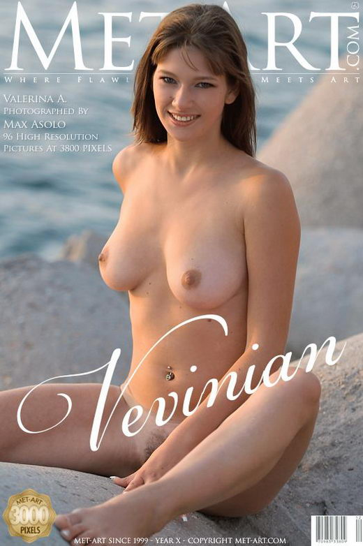 Valerina A - `Vevinian` - by Max Asolo for METART